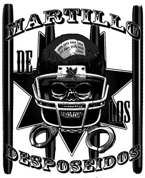 Logotipo de los Martillo de los Desposeídos