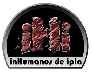 Logotipo de los inHumanos de Ipla