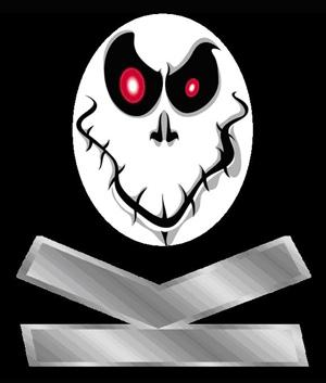 Logotipo de los Fantasmas de Kiub