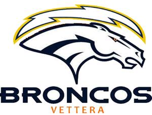 Logotipo de los Broncos de Vettera